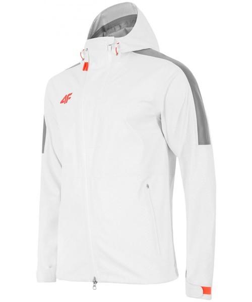 811cc7aadcacc Kurtka męska 4F [S4L16-KUM901AR] Replika kurtki męskiej Rio 2016 KUM901AR -  biały